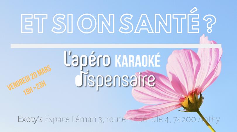 karaoke thonon