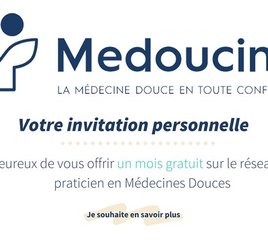 Partenariat avec Medoucine